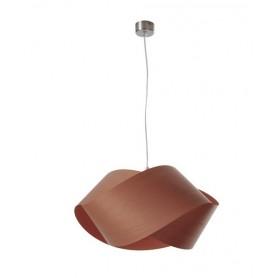 LZF Nut S Lampadario Cioccolato R.E