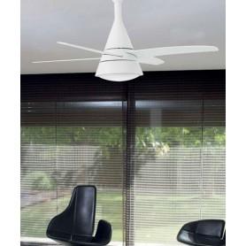Faro Wind 33392 Ventilatore da Soffitto con Luce Bianco