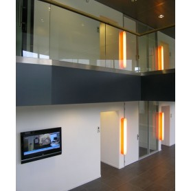 LZF I-Club Large Dimmerabile Lampada Parete/Soffitto R.E 9 Color