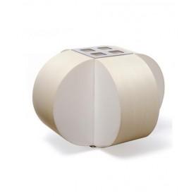 LZF Carambola M Small Lampada Tavolo Bianco Avorio R.E