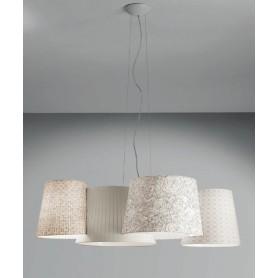 Axo Light Melting Pot SP115 Lampadario Fantasia Chiara R.E