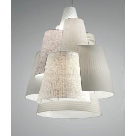 Axo Light Melting Pot SP120 Lampadario Fantasia Chiara R.E