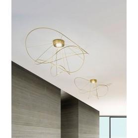 Axo Light Hoops PL3 Lampada Soffitto LED