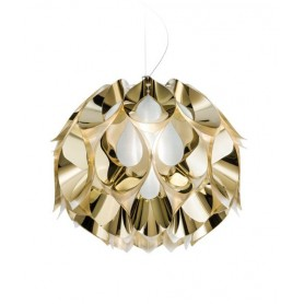 Slamp Flora Medium Lampadario 3 Luci Gold R.E