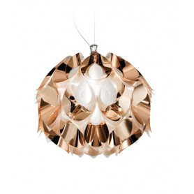 Slamp Flora Medium Lampadario 3 Luci Copper R.E