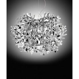 Slamp Fiorella Mini Lampada Sospensione Silver