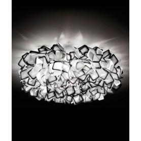 Slamp Clizia Large Lampada Soffitto/Parete 3 Luci R.E Nero