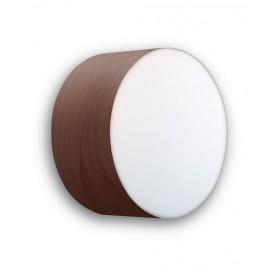 LZF Gea 42 A Lampada Parete/Soffitto Cioccolato R.E