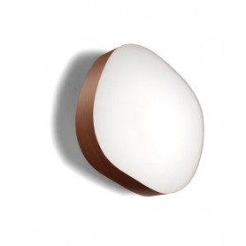 LZF Guijrarros 6 A Lampada Parete/Soffitto Cioccolato R.E