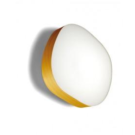 LZF Guijrarros 6 A Lampada Parete/Soffitto Giallo R.E