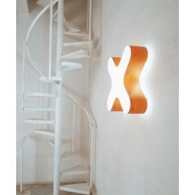 LZF X-Club A Lampada Parete/Soffitto Ciliegio R.E