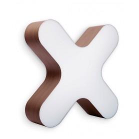LZF X-Club A Lampada Parete/Soffitto Cioccolato R.E