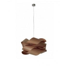 LZF Link Small Lampadario Cioccolato R.E