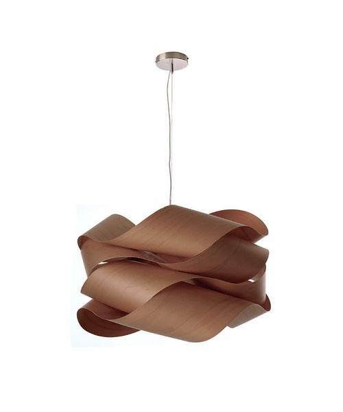 LZF Link Large Lampadario Cioccolato R.E