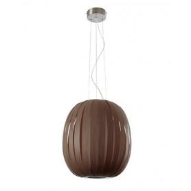 LZF Pod Small Lampadario Cioccolato R.E