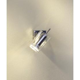 Platinlux Gloss PL1035-1C Faretto Parete 1 Luce Led