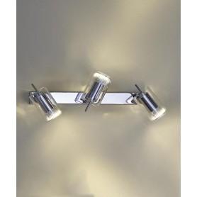 Platinlux Gloss PL1035-3C Faretti Parete 3 Luci Led