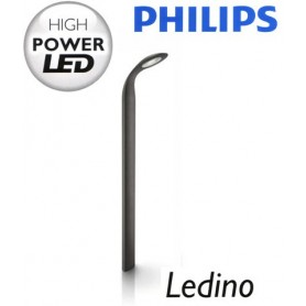 Philips Serene 168529316 Lampada Terra LED Antracite