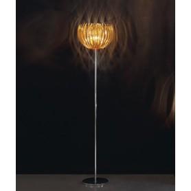 Platinlux Delia 57140AR Lampada Terra Ambra