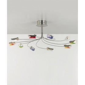 Platinlux Jukebox PL 68150-10 Lampada Soffitto