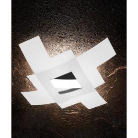 Toplight Tetris Color 1121/75 Plafoniera Parete/Soffitto Cromo