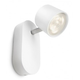 Philips Star Faretto da Parete 1 Luce Led