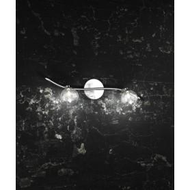 Toplight Super Ball 1109/F2 Lampada Parete 2 Luci