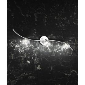 Toplight Super Ball 1109/F3 Lampada Parete 3 Luci