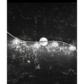 Toplight Super Ball 1109/F4 Lampada Parete 4 Luci