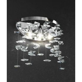 Toplight Flare 1110/A Lampada Parete