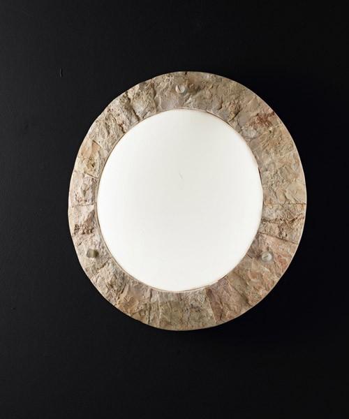 PERENZ 378-R Applique in pietra Rosa