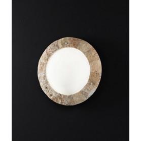 PERENZ 375-R Applique in pietra Rosa