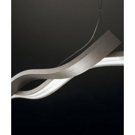 MICRON Swing M4622 NK Lampadario a LED moderno Nichel