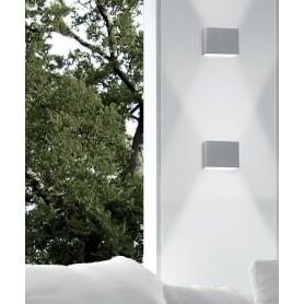 Sikrea Box A Lampada da Parete 5 Colori Led