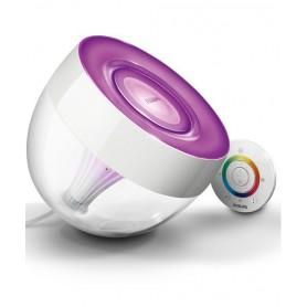 Philips Iris Lampada da Tavolo 2 Colori Led RGB