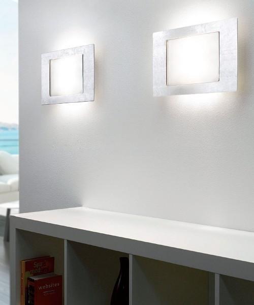 Sikrea Frame Lampada da Parete 2 Colori Led