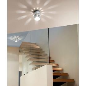 Sikrea Raggio 3524 Lampada da Soffitto a LED