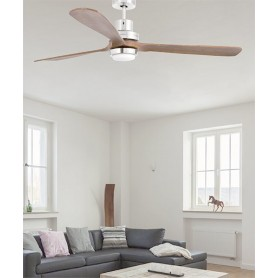 Faro Lantau-G 33463 ventilatore da soffitto a LED