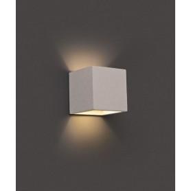 FARO Kamen 63311 Lampada da Parete in Cemento Beige