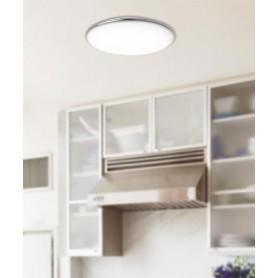FAN EUROPE Divina PL40 Lampada da Soffitto a LED 40cm 24w