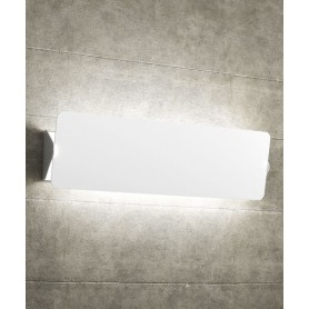 TOPLIGHT Screen 1108 AG-BI Lampada da Parete 50cm Bianco
