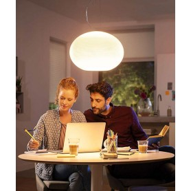PHILIPS Flourish 4090631P7 Lampadario Moderno a LED RGB
