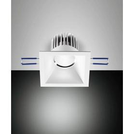FABAS Sigma 3445-72-347 Faretto da Incasso per Interni a LED