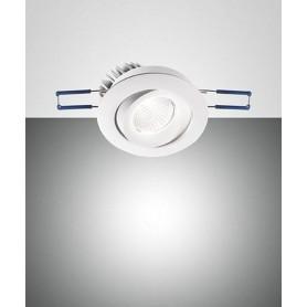 FABAS Sigma 3445-72-343 Faretto da Incasso per Interni a LED