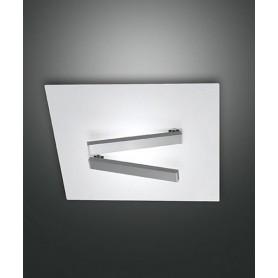 FABAS Agia 3242-65-102 Lampada Moderna da Soffitto a LED