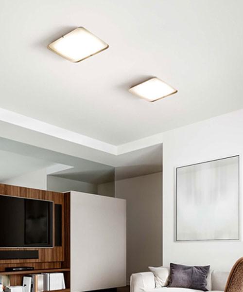 FABAS Hugo 3645-65-355 Lampada Moderna da Soffitto a LED