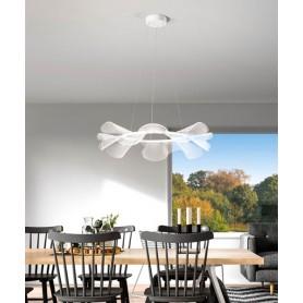FABAS Sylvie 3626-45-102 Lampada Moderna a Sospensione LED