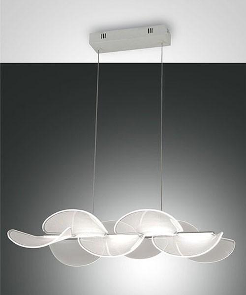FABAS Sylvie 3626-46-102 Lampada Moderna a Sospensione LED