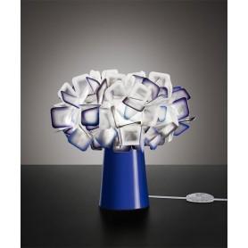 SLAMP Clizia Table Purple Lampada da Tavolo Viola