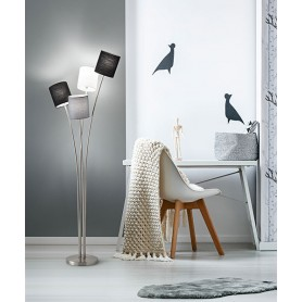 ERENZ Joker 6870 CR Modern Floor Lamp